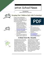 Swanton School News-4.6.2011