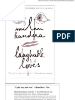 Laughable Loves Pdf