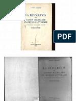Vicent Therrien - Bachelard Et La Critique Litteraire (1)
