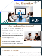 Coaching Ejecutiva