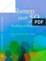 Women Over 50 - Psychological Perspectives