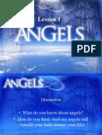 Angels Lesson 1
