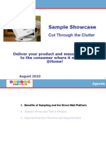 Sample Showcase Presentation