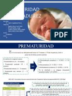 PREMATURIDAD Y POSTMADUREZ