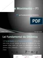 A3 - Lei Fundamental da Dinâmica