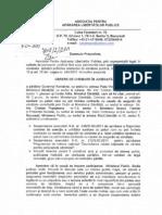 Actiune pentru suspendarea Ordonantelor de Guvern privind inchiderea spitalelor