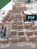 España Curso Taller de Construcción de Tierra