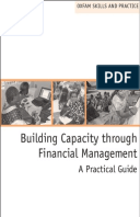 Building Capacity Through Financial Management: A practical guide