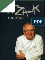 Cocina Recetas by Juan Mari Arzak (completo)