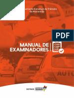 Manual Examinadores Detran Ma