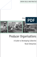 Producer Organisations: A practical guide to developing collective rural enterprises