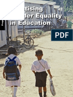 Practising Gender Equality in Education