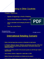 Chapter 03 Retailing in Other Countries