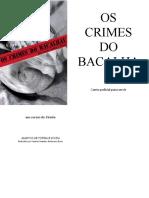 Livro Os Crimes de Bacalhau Horizontal (1)