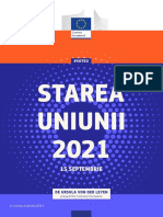 Soteu 2021 Achievements and Timeline Ro