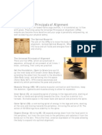 The Universal Principals of Alignment