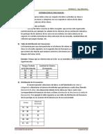 Agrupación de Datos - Histograma y Polígono de Frecuencias