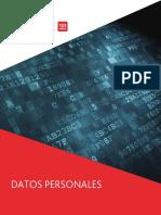 Brochure Alessandri Datos Personales 2019