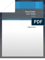 Re Packager User Guide