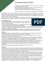 TEMA DE REDAÇÃO - O AUMENTO DA OBESIDADE INFANTIL NO BRASIL.doc