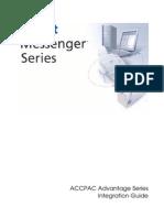 ACCPAC Advantage Series Integration Guide