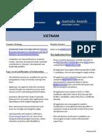 Australian Scholarship