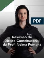 Resumao de Direito Constitucional Da Prof. Nelma