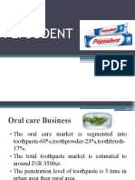 Pepsodent revised