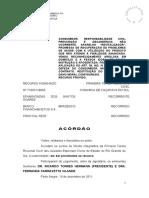 Jurisprudencia art 39 inciso IV