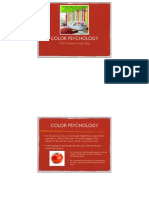 Color psychology PDF
