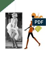 Material Grafico Marilyn