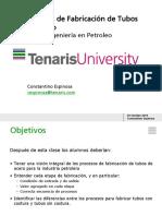 Procesos de Fabricación de Tubos de Acero-TENARIS