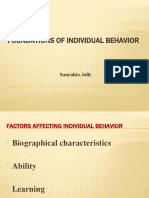 2-Foundations of individual behavior