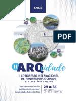 MUNIZ DA SILVA, 2019. Ritmo e Sustentabilidade Na Contemporaneidade
