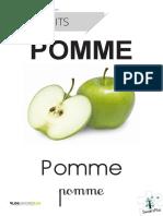 Nomenclature Des Fruits Savoirsplus