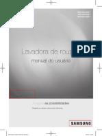 Manual Lavadora Wd106uhsawq