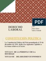 Sesión 01 Derecho Laboral