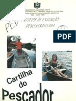 Folh - Cartilha do pescador (SEMA-AP 1997)