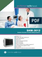 Ficha tecnica Safe-Heart-SHM-3012