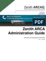 ARCA Administration Guide