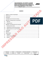 Ns011 - Execucao de Drenagem e Esgotamento de Valas Para Assentamento de Tubulacoes (1)