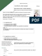 Docdownloader.com PDF Algorithme Et Notions de Base Dd 4ca24fd582e8d0a0b47f5e54d4967afc