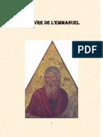 Le Livre de l'Emmanuel