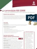 Certificação ISO 22000[1]