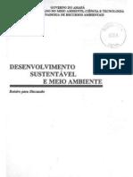 Folh - Desenvolvimento Sustentável e Meio Ambiente (SEMA-AP 1998)