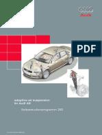 SSP 292 - Adaptive air suspension im Audi A8
