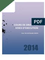 Cours de Droit Des Voies d'Execution [OHADA]