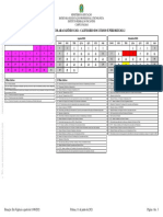 Calendario Academico Superior 2021 2