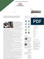 07-04-11 Inician entrevistas a aspirantes a consejeros electorales en Sonora