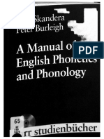 A Manual of English Phonetics and Phonology Twelve Lessons With an Integrated Course in Phonetic Transcription by Paul Skandera, Peter Burleigh (Z-lib.org)